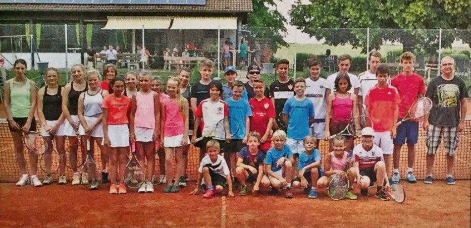 Tennis - Jugendvereinsmeisterschaft 2018 (16.06.18) | Aktuelles | Turnverein Herlikofen 1886 e.V.