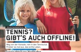 Tennis Sommertraining 2019