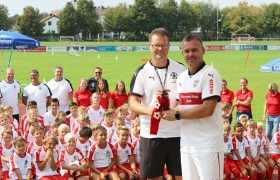 12. TVH-Schleich-Fußballcamp (04.-07.09.18) | Aktuelles | Turnverein Herlikofen 1886 e.V.